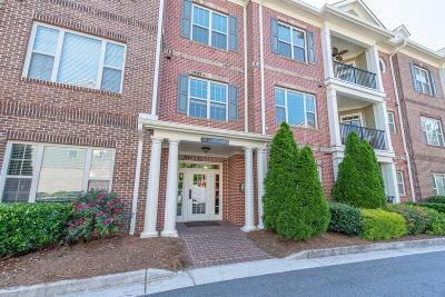 Sandy Springs Condo/Townhouse For Sale: 7265 Glisten Avenue #128