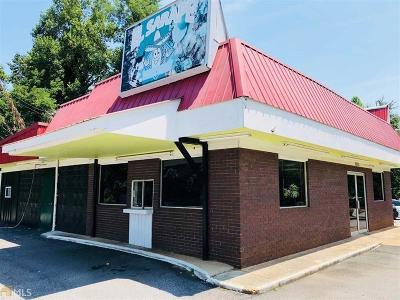 White County Commercial For Sale: 1075 Hwy 115 E