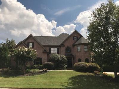 Alpharetta Single Family Home For Sale: 9565 Stoney Ridge Lane