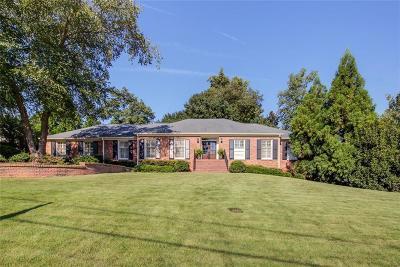 Single Family Home For Sale: 3082 Farmington Drive SE