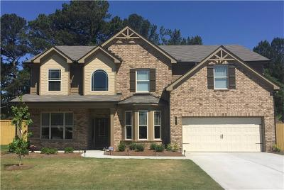 Buford Single Family Home For Sale: 3958 Two Bridge Drive