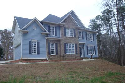 Buford Single Family Home For Sale: 4072 Bartlett Ferry Cove