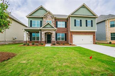Loganville Single Family Home For Sale: 3716 Oak Farm Way Drive