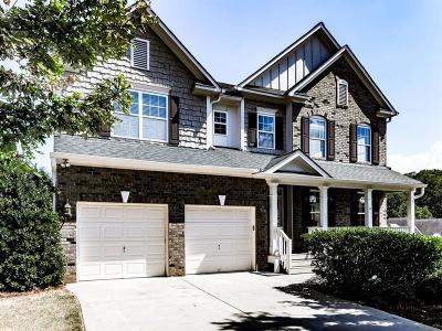 Woodstock Single Family Home For Sale: 212 Highlands Drive
