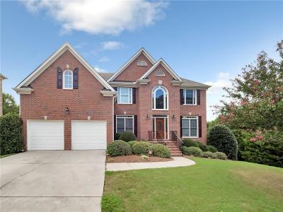 Alpharetta Single Family Home For Sale: 11968 Thornbury View