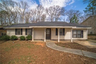 Rex Single Family Home For Sale: 2930 Woodfield Drive