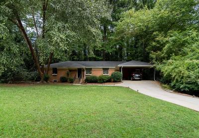 Atlanta Single Family Home For Sale: 1162 Franklin Circle
