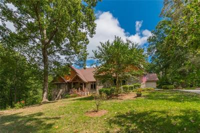 Habersham County Single Family Home For Sale: 712 Meadow Run Court