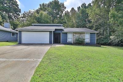 Norcross Single Family Home Contingent-Due Diligence: 5634 Ballard Way