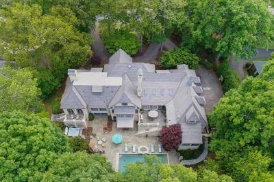 Marietta Single Family Home For Sale: 660 Atlanta Country Club Drive SE