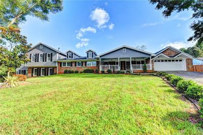 Dawsonville Single Family Home For Sale: 55 Day Road