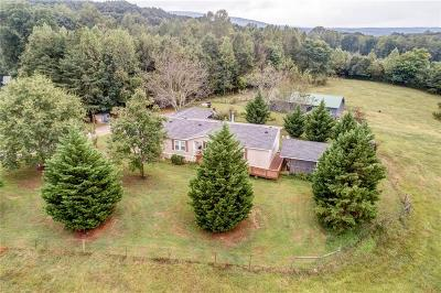 Pickens County Single Family Home For Sale: 491 Hill City Road
