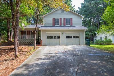 Snellville Single Family Home For Sale: 3495 Quinn Ridge Drive