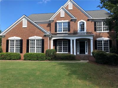 Suwanee Single Family Home For Sale: 5243 Enniskillen Court