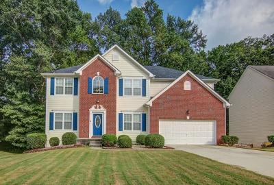 McDonough Single Family Home For Sale: 166 Greenland Drive
