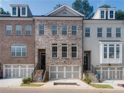 Johns Creek Condo/Townhouse For Sale: 7898 Laurel Crest Drive #20