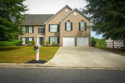 Lithonia Single Family Home For Sale: 4082 Hodgdon Corners Drive