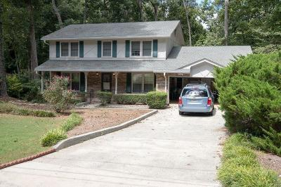 Tucker Single Family Home For Sale: 2563 Landeau Circle
