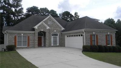 Stone Mountain Single Family Home For Sale: 5780 Nash Commons Drive