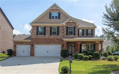 Powder Springs Single Family Home For Sale: 3865 Chasemont Drive