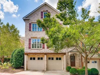 Kennesaw Condo/Townhouse For Sale: 2417 Saint Davids Square NW #15