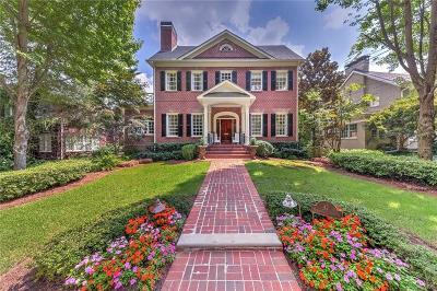 Single Family Home For Sale: 47 Northwood Avenue NE