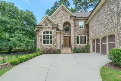 Sandy Springs Single Family Home For Sale: 20 W Belle Isle Road