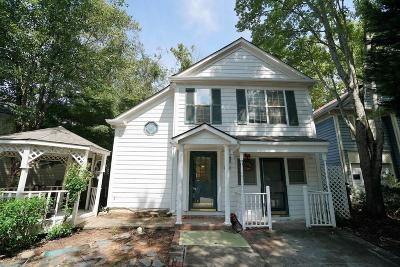 Lawrenceville Single Family Home For Sale: 3171 Linden Drive