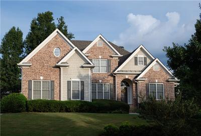 Snellville Single Family Home For Sale: 2514 Mossy Branch Drive