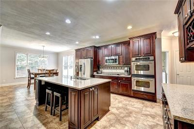 Cumming Single Family Home For Sale: 4020 New Chancellor Way