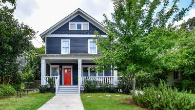 Decatur Single Family Home For Sale: 314 Melrose Avenue