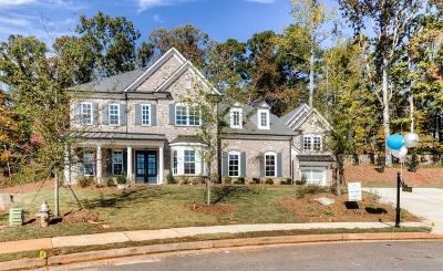 Johns Creek Single Family Home For Sale: 7460 Kemper Drive