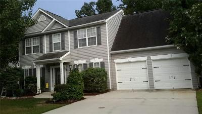 Hampton Single Family Home For Sale: 10886 Paladin Drive