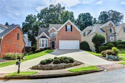 Single Family Home For Sale: 4790 Taylors Court