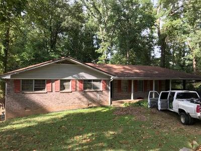 Ellenwood Single Family Home For Sale: 2648 Woodfen Drive