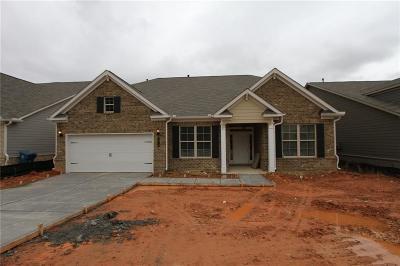Loganville Single Family Home For Sale: 570 Oak Farm Court