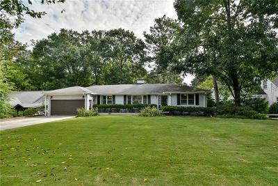 Atlanta Single Family Home For Sale: 1064 Beech Haven Road NE