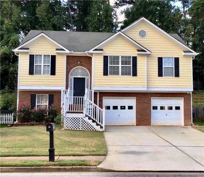 Lilburn Single Family Home For Sale: 370 Tambec Trace NW
