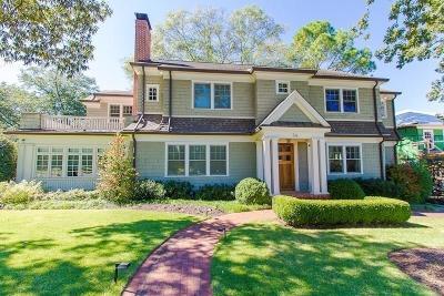 Single Family Home For Sale: 34 Park Lane NE