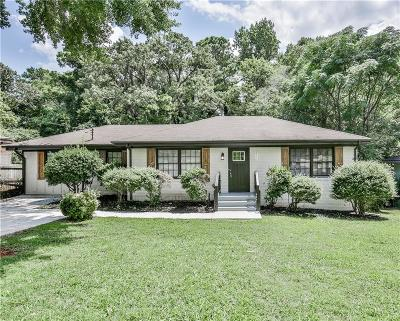 Decatur Single Family Home For Sale: 2111 Cherry Lane
