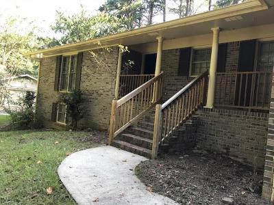 Snellville Single Family Home For Sale: 3651 Rainbow Circle