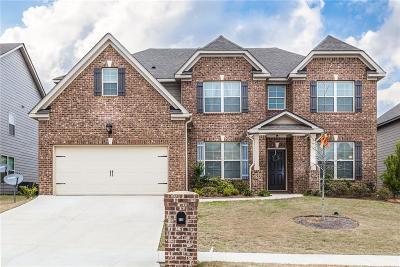 Loganville Single Family Home For Sale: 510 Georgia Circle