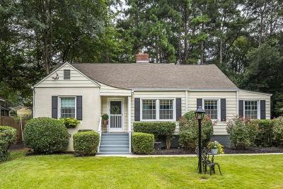 Atlanta Multi Family Home For Sale: 990 Lindbergh Drive