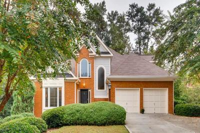 Dunwoody Single Family Home For Sale: 1484 N Springs Drive