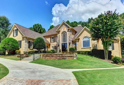Johns Creek Single Family Home For Sale: 1836 Ballybunion Drive