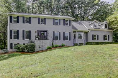 Sandy Springs Single Family Home For Sale: 20 Serendipity Way