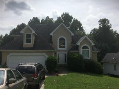 Ellenwood Single Family Home For Sale: 2311 Carrington Drive