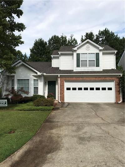 Norcross Single Family Home For Sale: 1105 Winter Park Lane