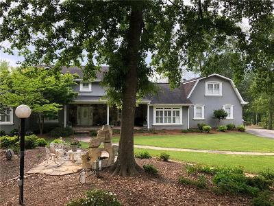 Loganville Single Family Home For Sale: 3442 Skyland Drive