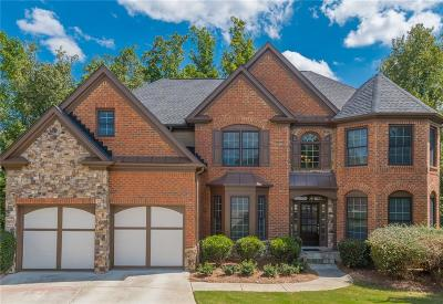 Lawrenceville GA Single Family Home For Sale: $625,000